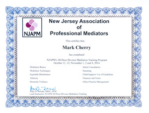 New Jersey Association of Professional Mediators